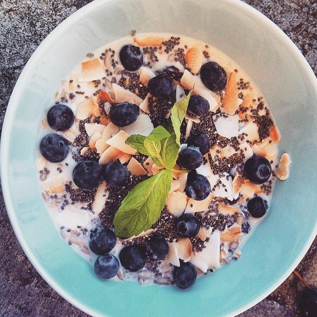 """детский завтрак - Каша для """"неиспорченных"""" сахаром детей"""