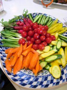 Овощи на столе - здоровая еда для подростков может быть ОЧЕНЬ вкусной!