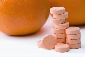 Секрет красивой кожи #3:- ежедневно принимайте витамин С