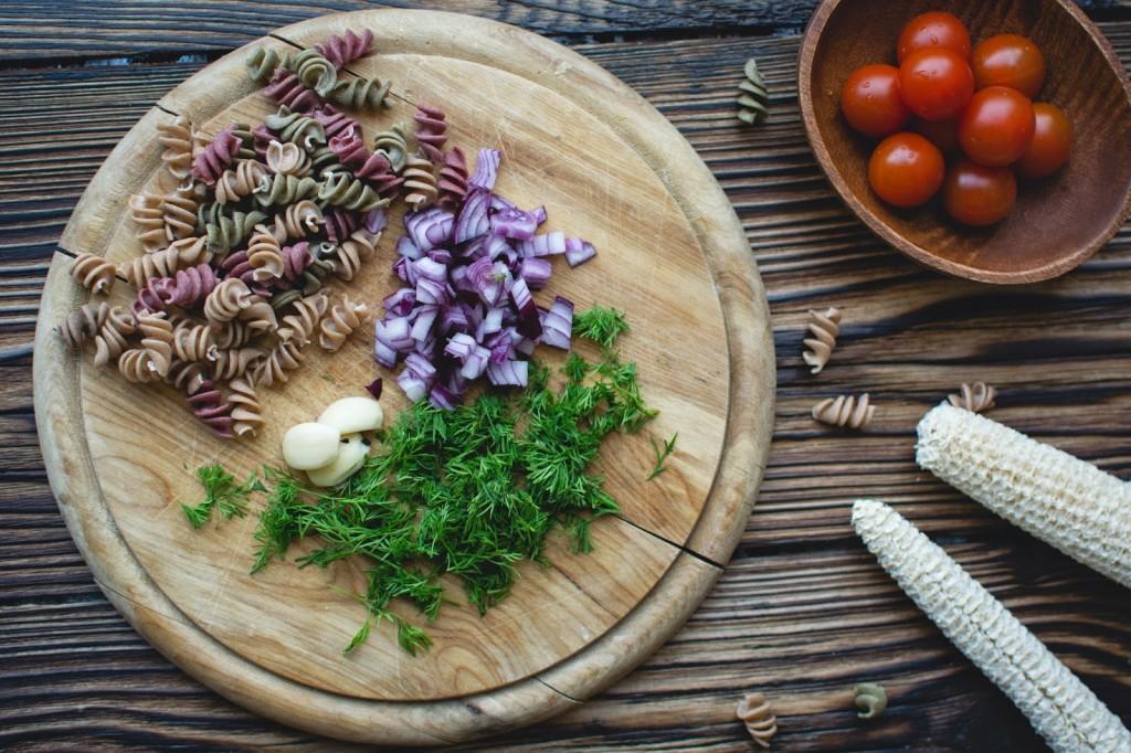 Соус простой с миндалем для макарон