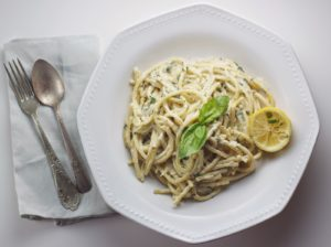Vegan-Pasta-with-Garlic-Basil-Cashew-Cream-by-The-Bored-Vegetarian-1760x1314