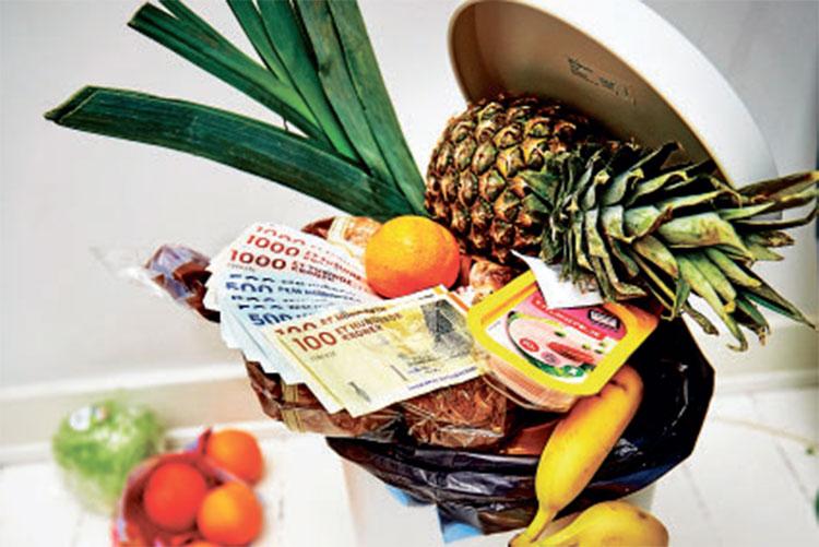 Совет экономного питания от Екатерины Йенсен #6. Не выбрасывайте еду