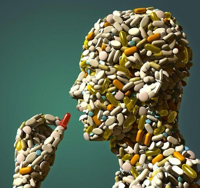 Врачам, видимо, нет дела до статистики, которая показывает, что все больше и больше болезней НЕ поддается лечению антибиотиками