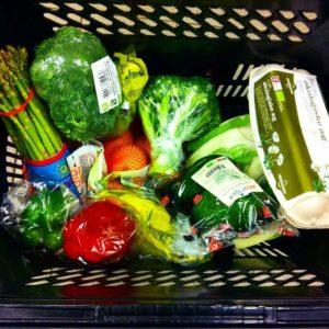 Закупаю продукты для выхода из голодания