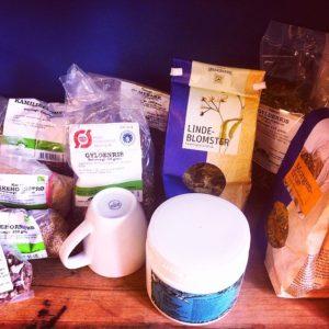 Выбор очищающего чая впечатлял... Лечебное голодание - рассказывает нутрициолог Екатерины Йенсен
