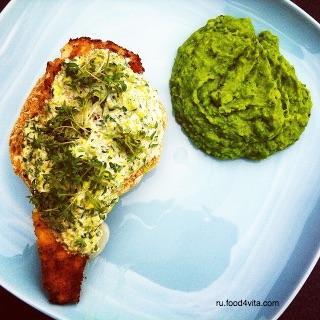 Простой рецепт ужина с рыбой