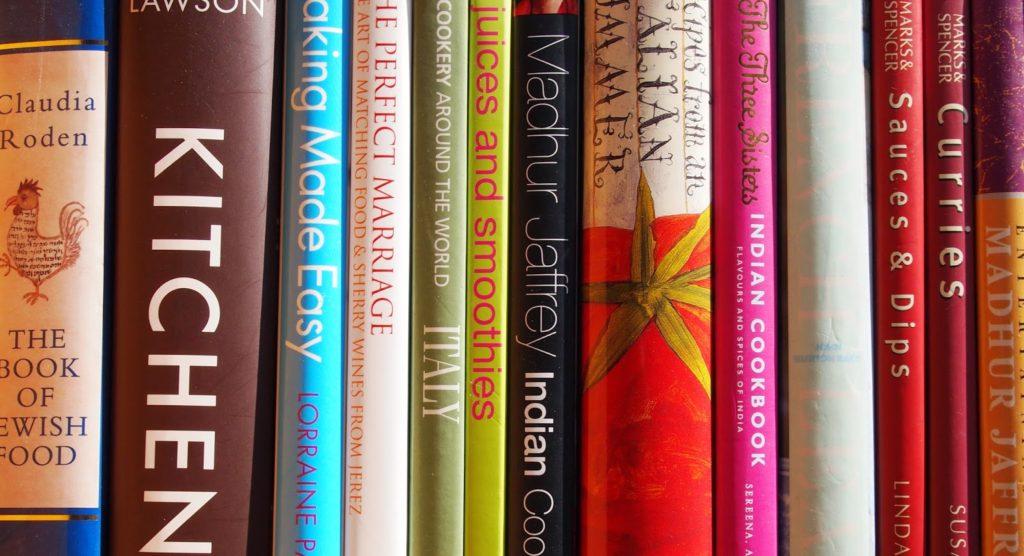 Кулинарные книги - лучшие помощники в составлении меню на неделю