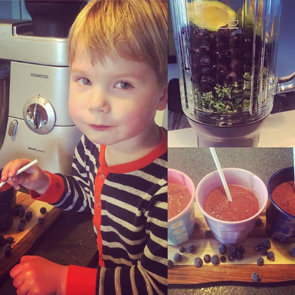 детский завтрак - чем нужно кормить детей