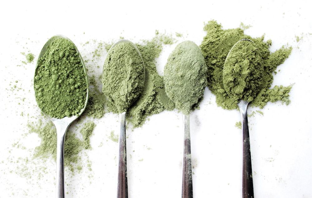 """Зеленый порошок (""""Greens/green powder"""") - суперфуд"""