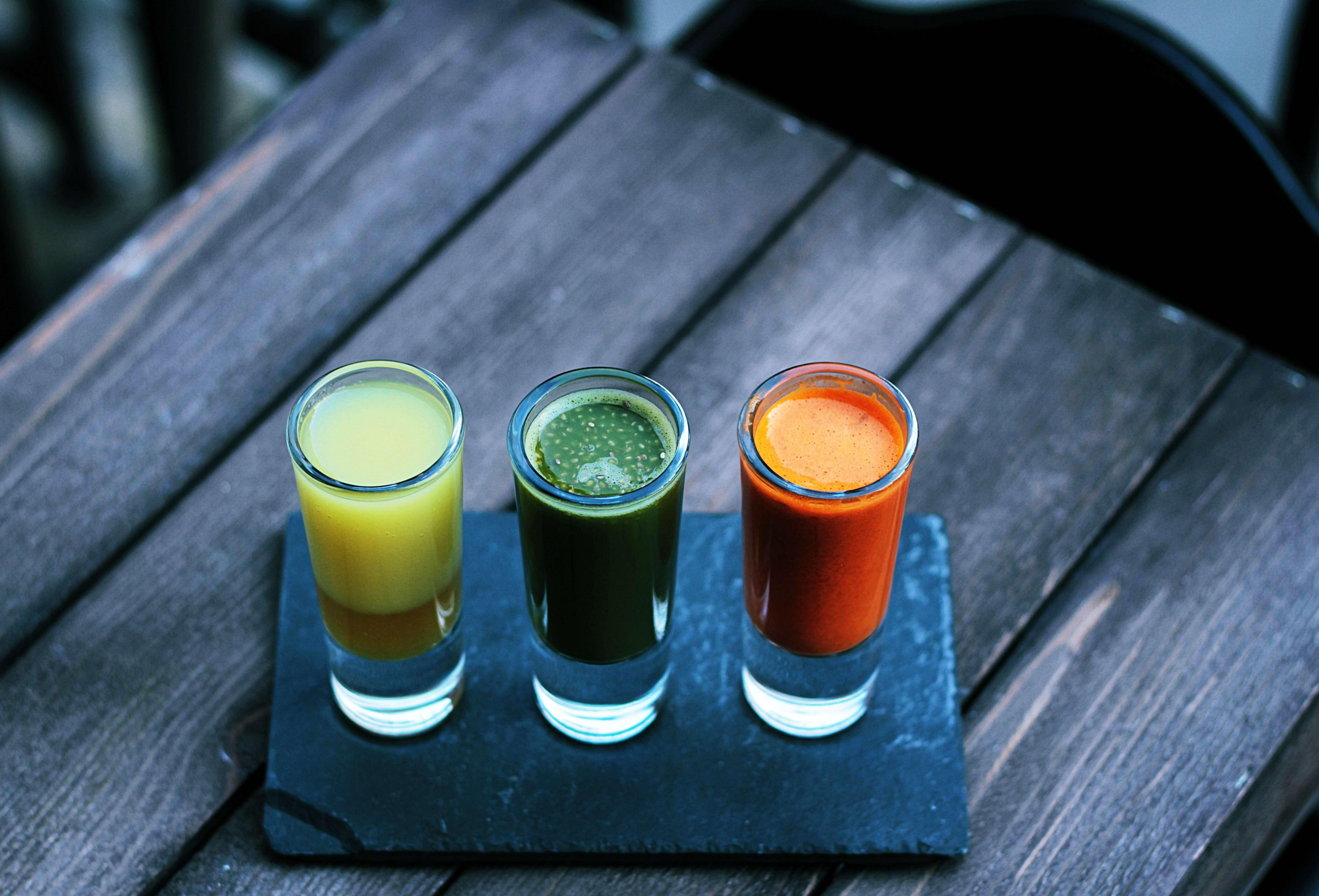 Несколько рецептов сока для очищения и здоровья вашей печени от нутрициолога Екатерины Йенсен