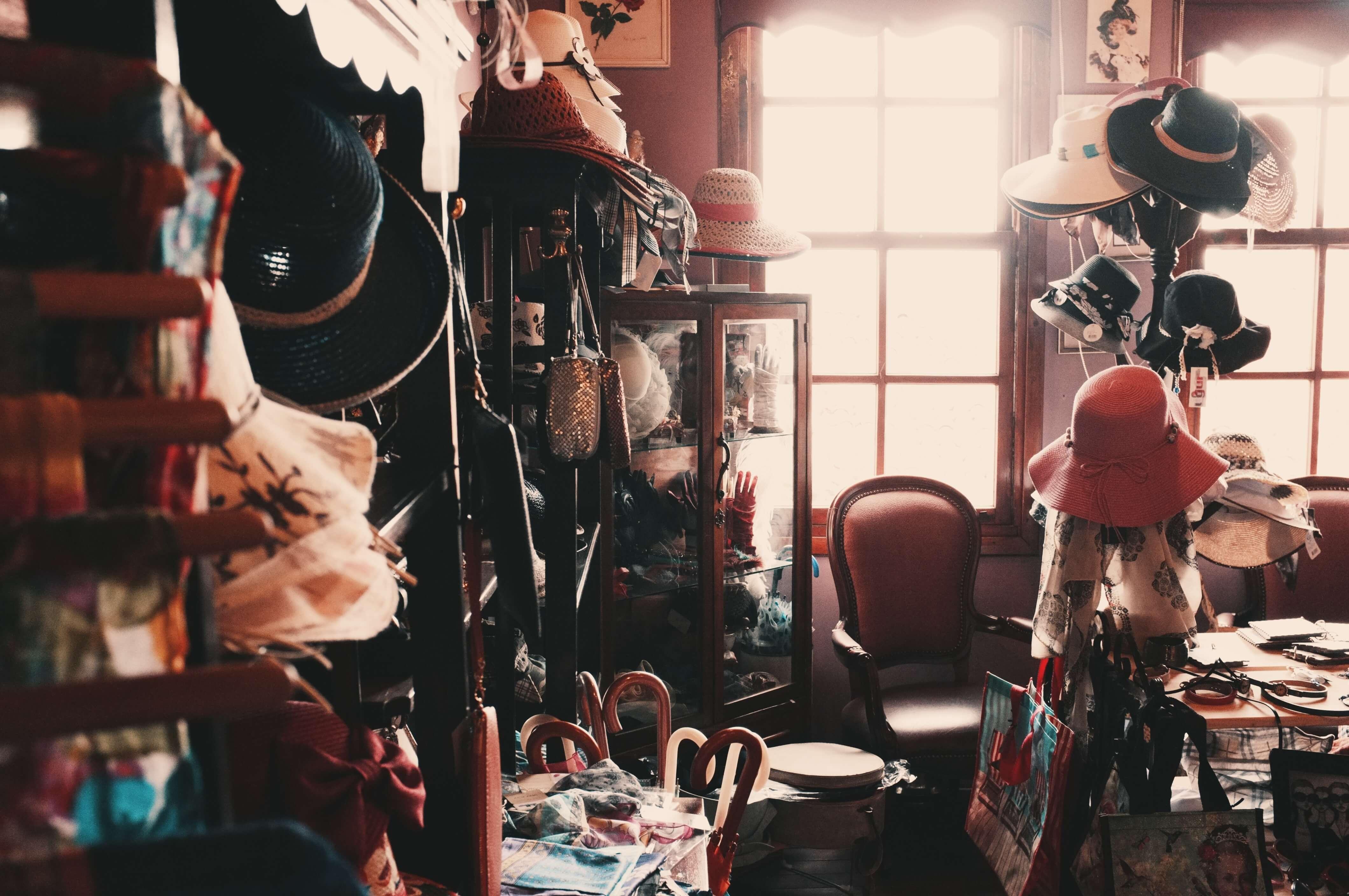расхламление дома - это избавление от наших страхов