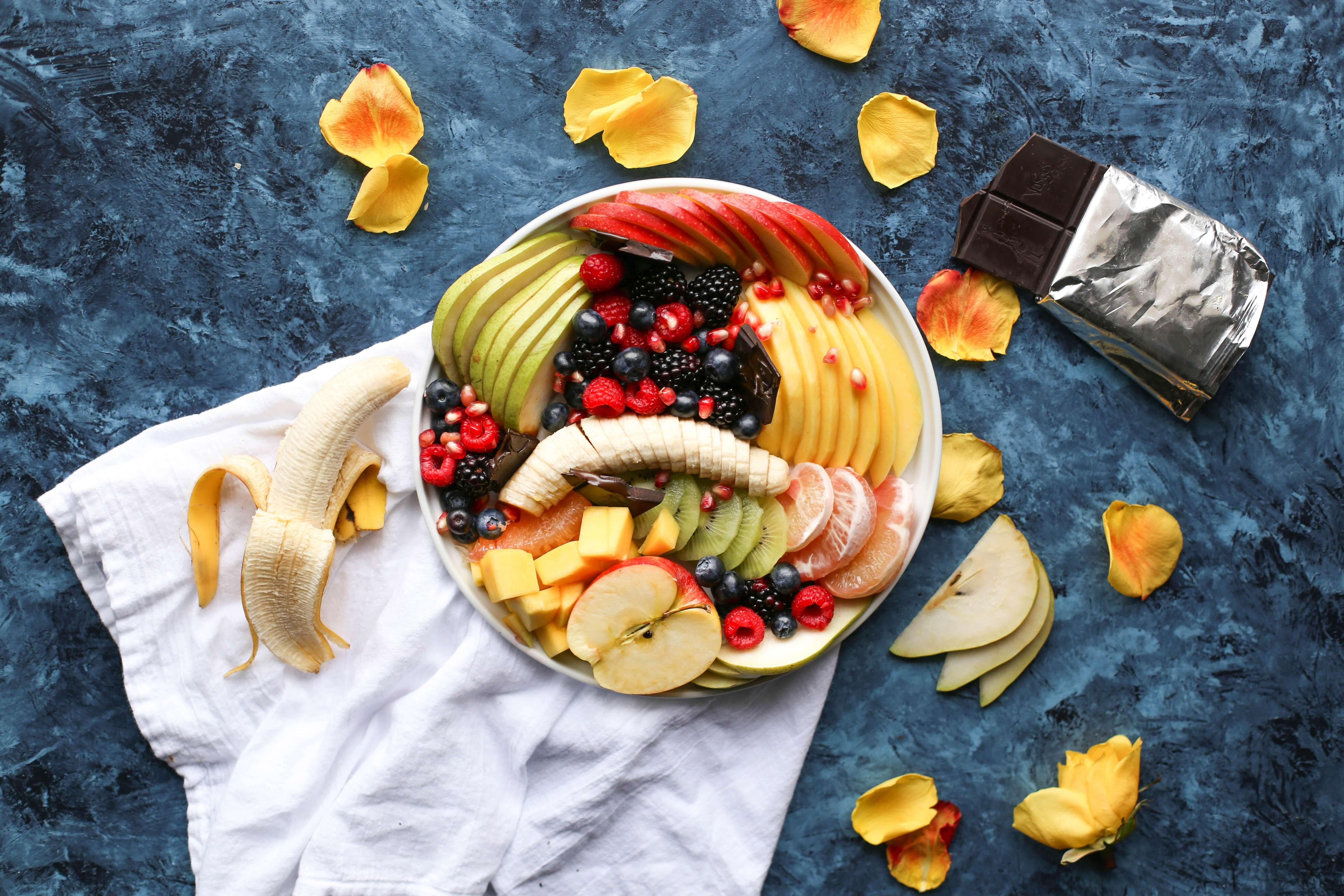 секреты красоты и молодости: употребляйте много продуктов, которые содержат антиокисданты