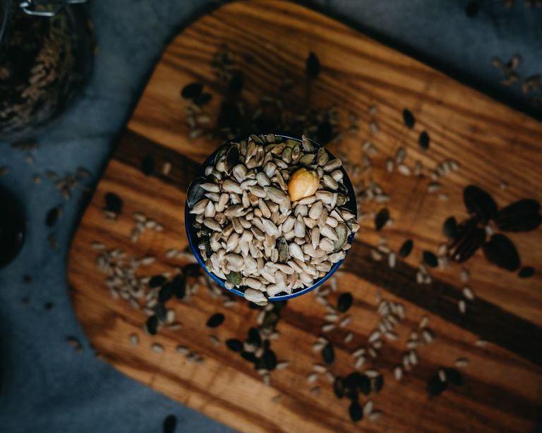 полезные семена и семечки - всегда должны быть на вашей кухне