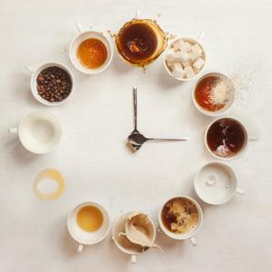 Как утренний кофе превращается в целый день с кофе