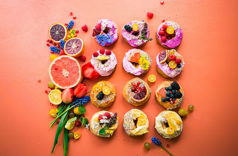 Про полезные сладости для детей и взрослых