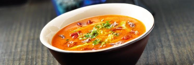 Полезное питание для занятых - суп можно заморозить