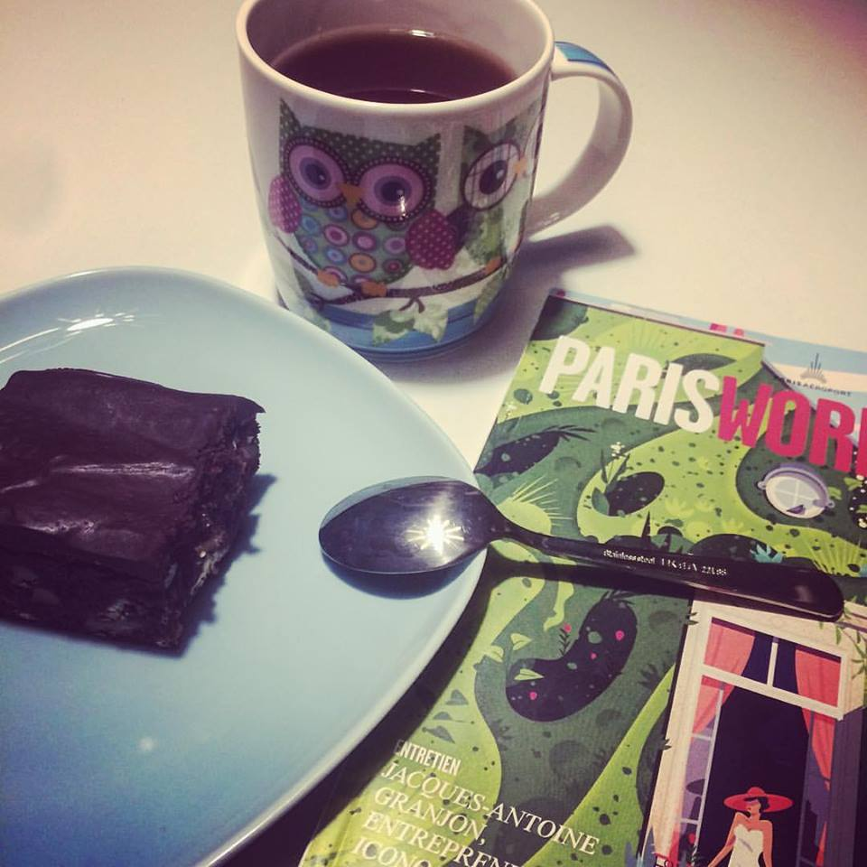 Шоколадный торт Брауни - мое любимое лакомство