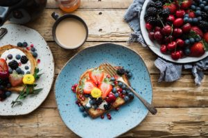 7 быстрых и полезных завтраков для гурманов: рецепты