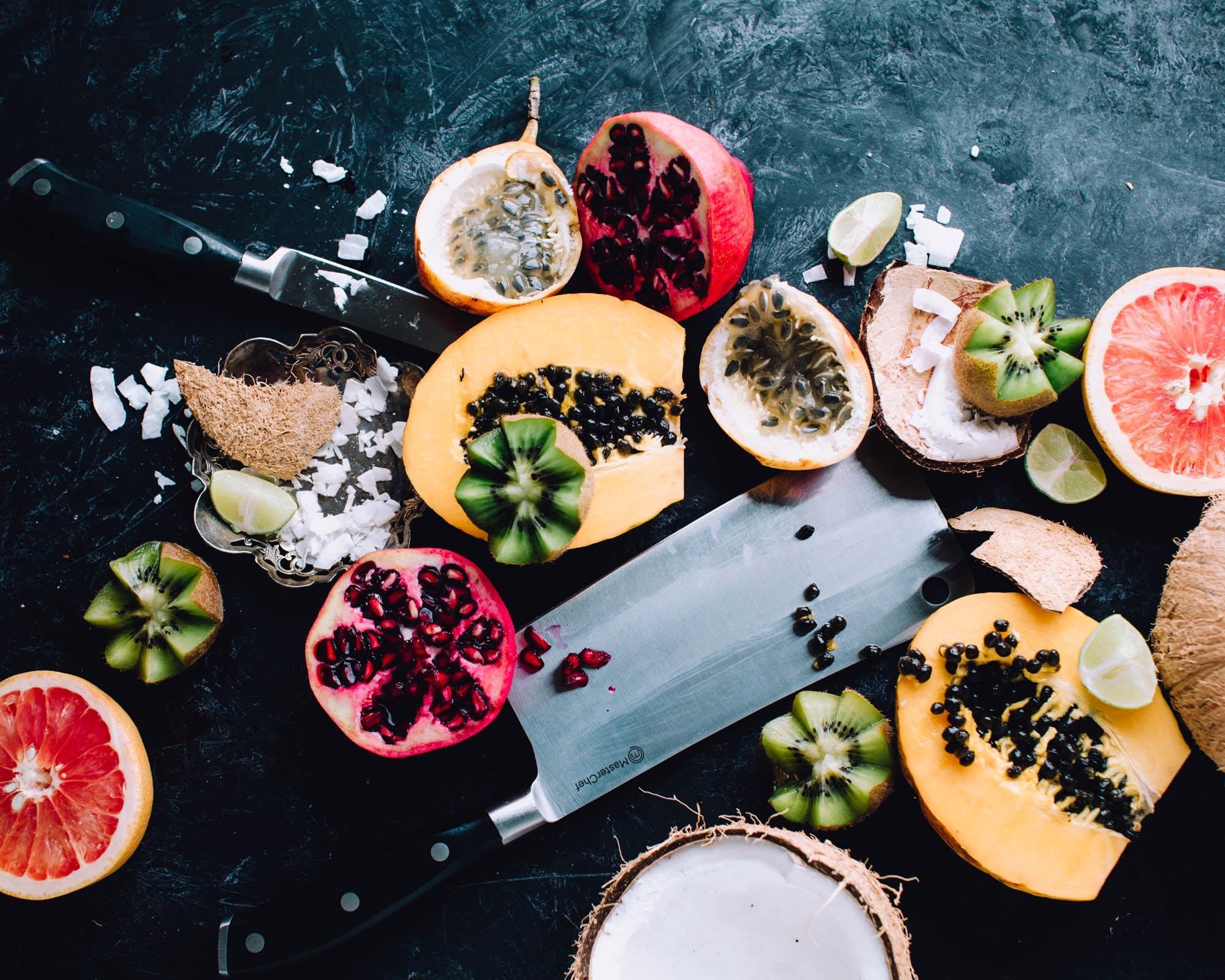 Питание для красоты поможет и омолодить организм