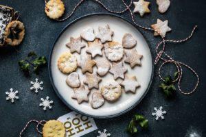 5 рецептов рождественского полезного печенья