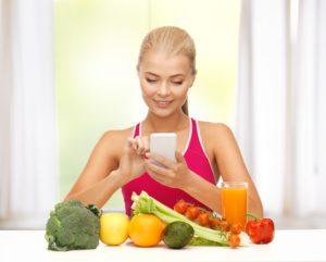 Подсчет калорий не нужен - действуем по принципу разделения тарелки