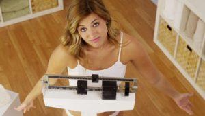 Как быстро похудеть перед праздниками