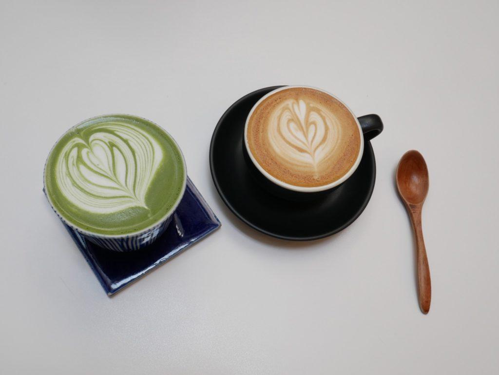 что полезнее зеленый чай матча или кофе