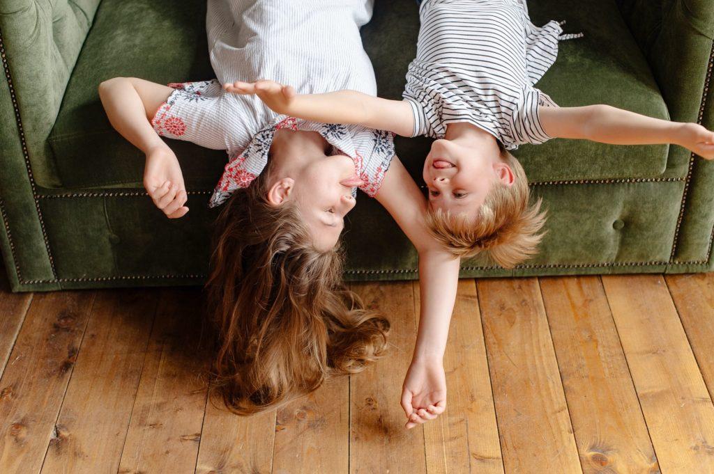 как живут дети на карантине в Дании коронавирус