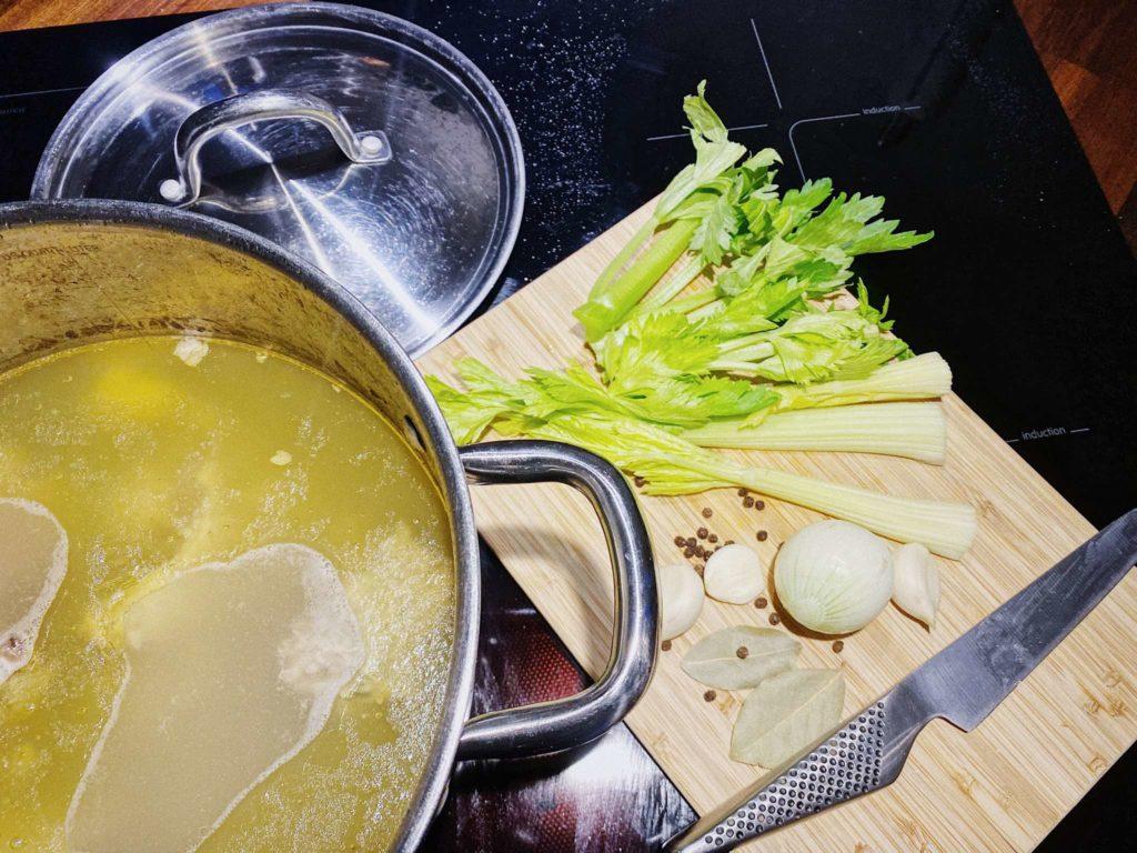 лечебный бульон как приготовить