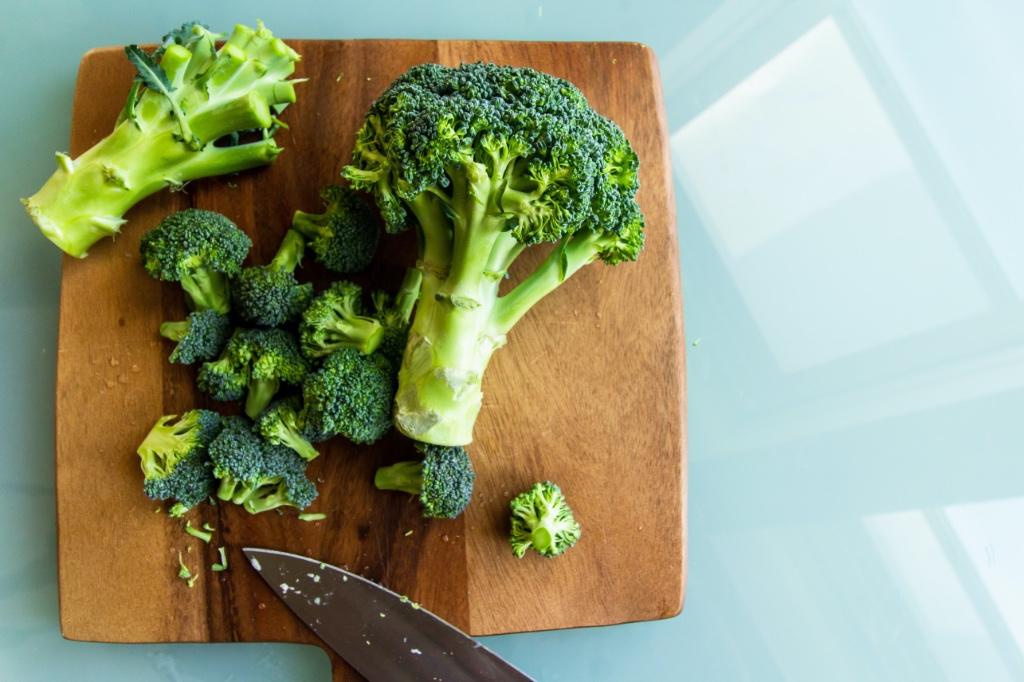 что вкусное можно приготовить из брокколи рецепты