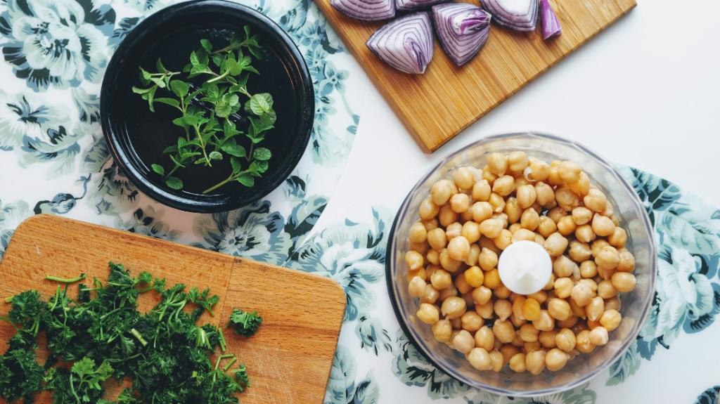 рецепты с нутом хумус с петрушкой вкусно и быстро