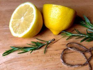 лимон ощелачивает